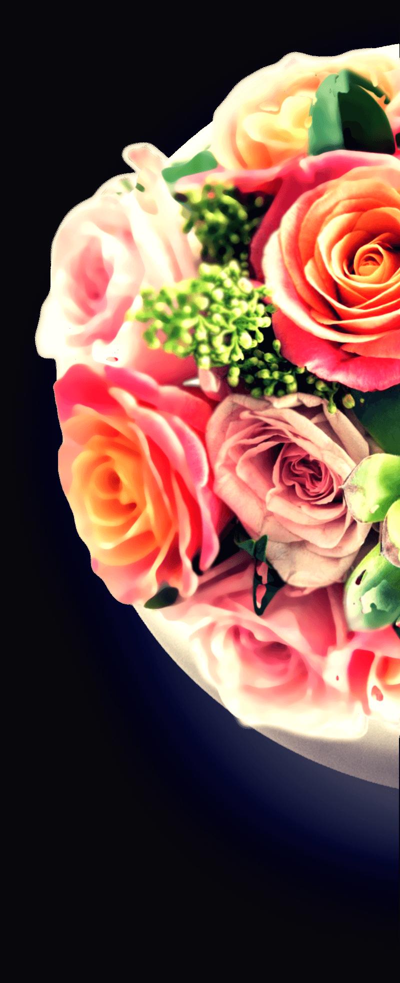 Ramo flores Fotos boda